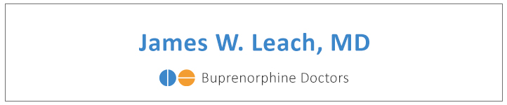James W. Leach MD